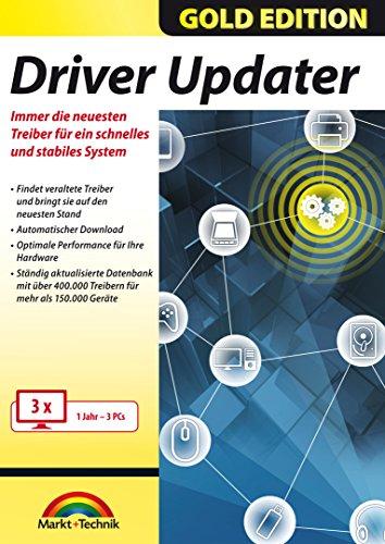 Driver Updater - Universal Treiber aktualisieren für Windows 10/8.1/7 für 3 PCs - 1 Jahr ab Aktivierung (Windows Für 7 Treiber)