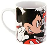 Disney Ceramic Mickey Mug, Multi Color