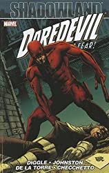 Daredevil: Shadowland by Andy Diggle (2011-08-24)