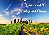 Toskanische Impressionen (Wandkalender 2014 DIN A3 quer): Traumhafte Impressionen aus der Toskana. (Monatskalender, 14 Seiten)