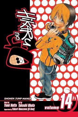 HIKARU NO GO GN VOL 14 por Yumi Hotta