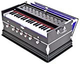 #10: Laying Style Best Harmonium 7 Stopper, Double Bellow, 39 Key, Two Reed(Bass-Male),3 1/4 Octave,Kapler, Harmonium With Cover By Bajaj Collection
