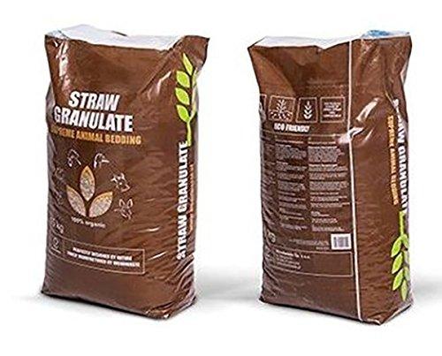 Litière végétale pour poules en sac de 13kg