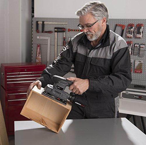 Schwingschleifer Schleifer Schleifgerät Schleifmaschine Vibrationsschleifer 180 W