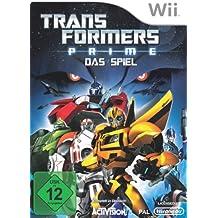 Transformers Prime - Das Spiel - [Nintendo Wii]