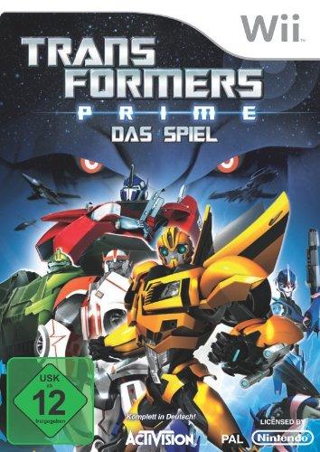 Transformers Für Video-spiele Wii (Transformers Prime - Das Spiel - [Nintendo Wii])