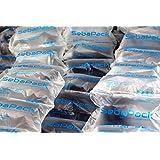 270x Seba Pack® Cojín de aire, aire, material de relleno, aire Cojín