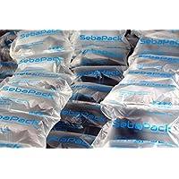700x Seba Pack® Aire Cojín | alta calidad Aire acolchado como material de relleno, material de tapicería de LDPE para una apariencia Crédito.