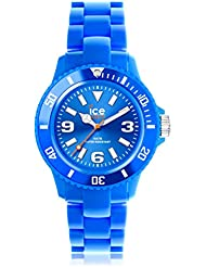 Ice-Watch Armbanduhr Ice-Solid Small blau SD.BE.S.P.12