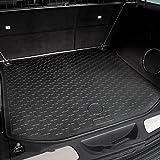 Passgenaue Kofferraummatte für Ihren Cayenne 92A Facelift | Ausführung: Alle | Baujahr: 2014 - aktuell | Material: Gummi | Spitzenqualität
