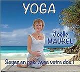 Yoga : Soyez en Paix avec Votre Dos-DVD