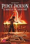 Percy Jackson - Tome 4 - La bataille...