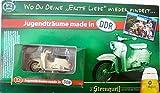 DDR Motorrad-Modell - Brauerei Sternquell - Kleinroller KR51 / Schwalbe