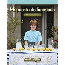 Mi puesto de limonada (My Lemonade Stand) (Mathematics Readers)