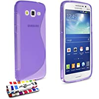 Muzzano F95580 - Funda para Samsung Galaxy Grand 2, color violeta