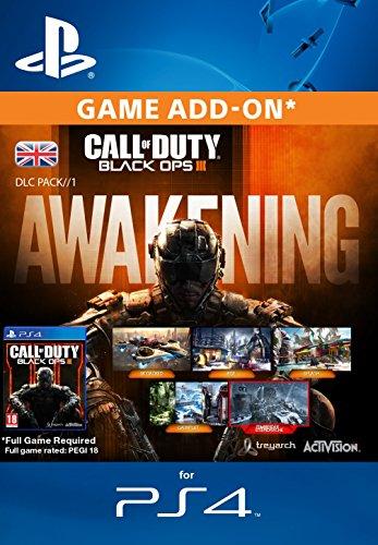 Call of Duty: Black Ops III - Awakening DLC [PS4 PSN Code - UK account]