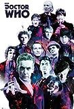 "GB eye 61 x 91.5 cm ""Doctor Who, Cosmos"" Maxi Poster"