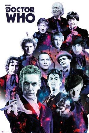 GB eye, Doctor Who, Cosmos, Maxi Poster, 61x91.5cm