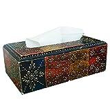 Shreeng Multicolor Wooden Tissue Paper H...