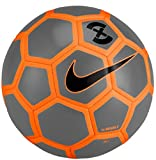 Nike Menor X Futsal Ball, Grey / Orange / Black, Pro