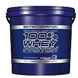 Scitec Nutrition 100% Whey Protein, 5kg Eimer , Milchschokolade