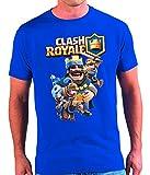 Camiseta Clash Royale Rey (Todas las tallas disponibles) (M)
