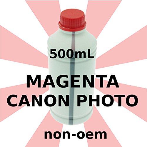 Tinte Canon Foto Magenta (PM) 500ml Générique - 500ml Tinte Magenta