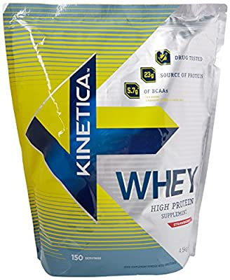 Kinetica Whey Protein - 4.5kg by Kinetica