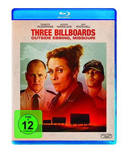 Three Billboards Outside Ebbing, Missouri [Blu-ray] (Frances Fox)