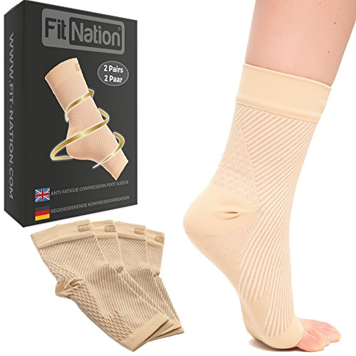plantar-fasciitis-socks-beige-s-m