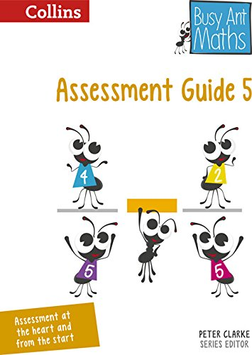 Busy Ant Maths - Assessment Guide 5