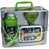 NT W/Bottle, Lunch Box, Coin Bank Set