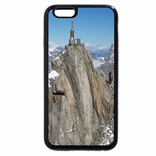 iPhone 6S / iPhone 6 Case (Black) Installations on Mountains