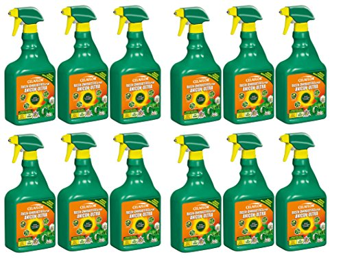 12-x-750-ml-celaflor-cesped-libre-de-malas-hierbas-anicon-ultra-spray-listas-para-usar