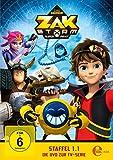Zak Storm-Staffel 1.1-Dvd zur TV-Serie