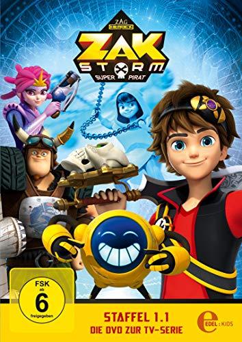 Preisvergleich Produktbild Zak Storm - Staffel 1.1 - Die DVD zur TV-Serie