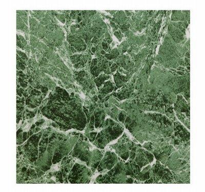 MAX KD0108 Green Marble Peel & Stick Vinyl Floor Tile, 12 x 12 by Max (12 X 12 Vinyl Floor Tile)