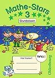 Mathe-Stars - Grundwissen - TING-Ausgabe: 3. Schuljahr - Übungsheft: Mit Lösungen