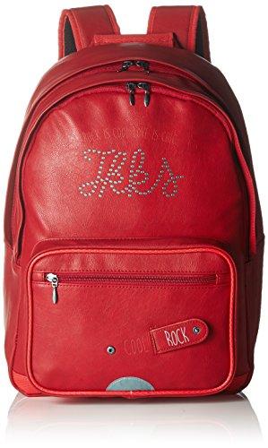 IKKS Zaino Scuola, rosso (Rosso) - I4RLO-SDL-RG
