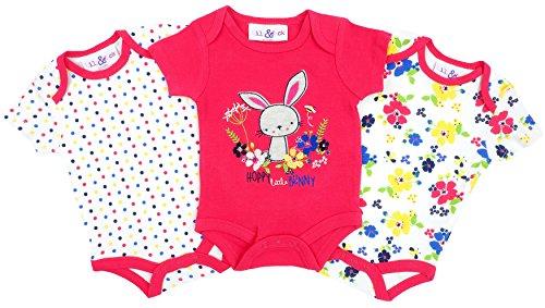 5591ca44888f6 Jack and Lily Body - Bébé (Fille) 0 à 24 Mois - Multicolore -