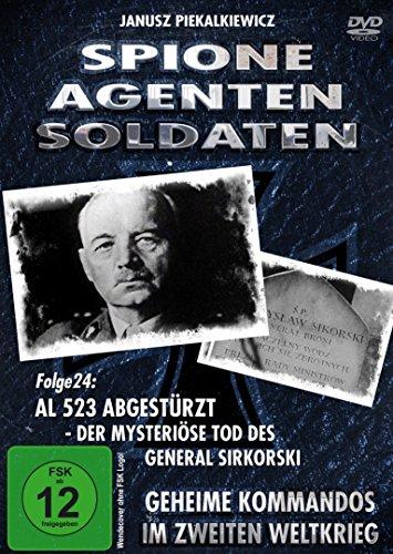 Bild von Spione, Agenten, Soldaten - Folge 24: AL S23 Abgestürzt - Der mysteriöse Tod des General Silkorski