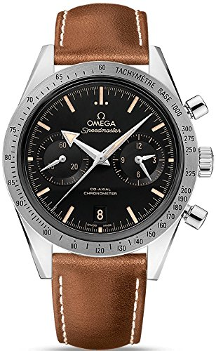Omega Speedmaster 57 Co-assiale 331,12.42,51.01,002-Orologio cronografo da uomo