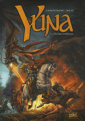 Yuna, Tome 2 : L'Ile aux tombeaux