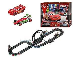 carrera go 20062294 voiture de circuit disney pixar cars ultimate race off. Black Bedroom Furniture Sets. Home Design Ideas
