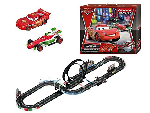 Carrera 62294 - Pista Go Cars Ultimate