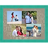 Avercart Custom Collage Photo Frame With Print Personalized Photo Frame (4 Photos Required) Your Exclusive Collage 16x12 Inch