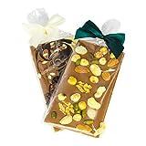2er SET Schokolade mit schokolierter Braugerste und Nüssen - Best Reviews Guide