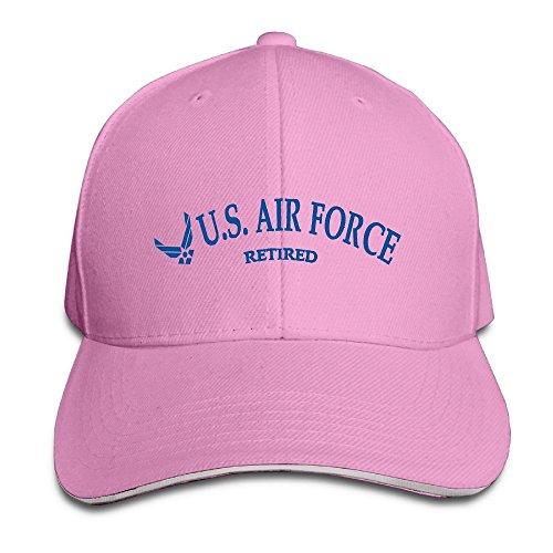 Sunshieldo US Air Force Jubilado Gorra béisbol -