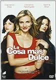 La Cosa Mas Dulce [DVD]