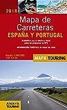 Mapa de Carreteras de España y Portugal 1:340.000, 2018 (Mapa Touring)